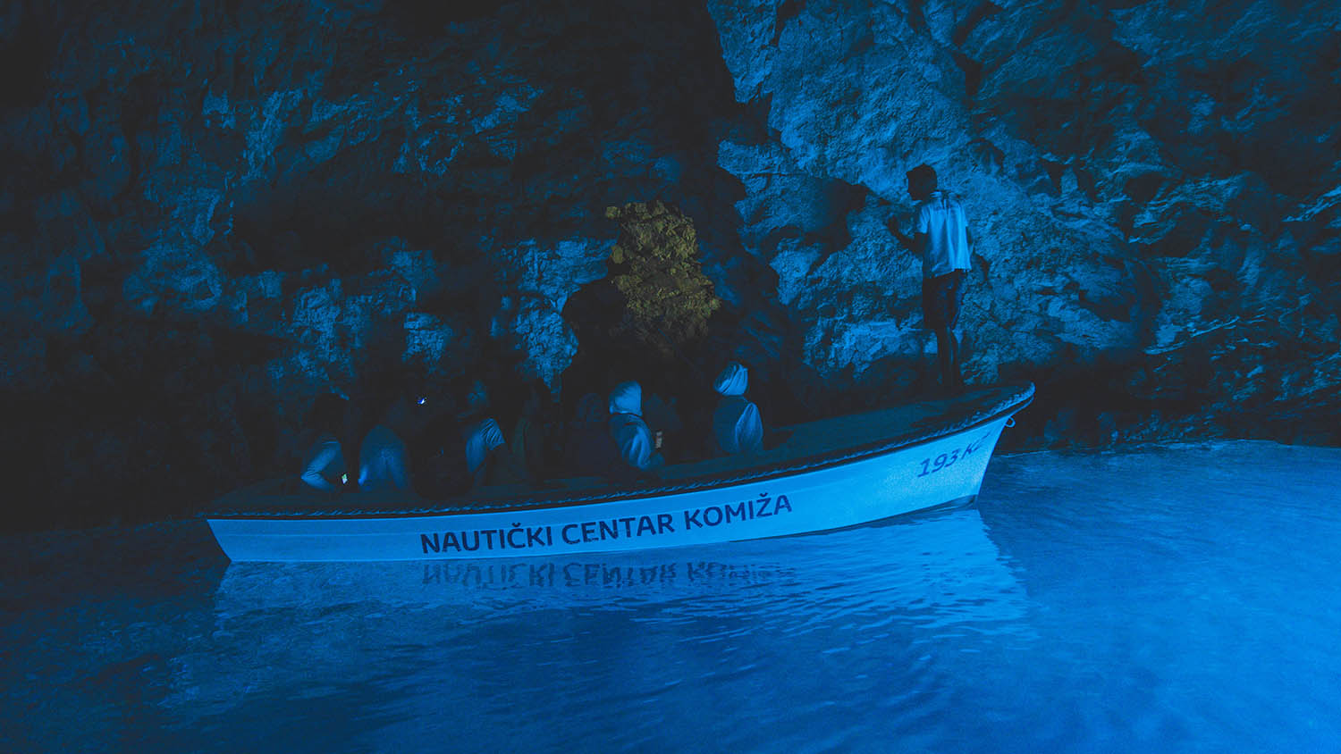 blue cave and 6 islands tour