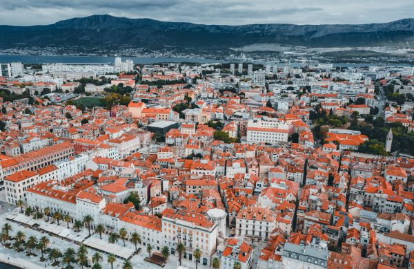 Top 5 places in Split